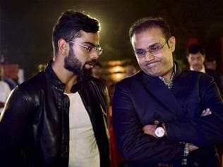 Praise for Virat's fitness, work ethic at launch of book about his career