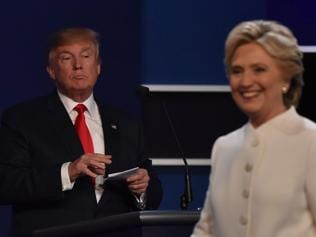 Trump or Clinton: Poor choices for America in this presidential election