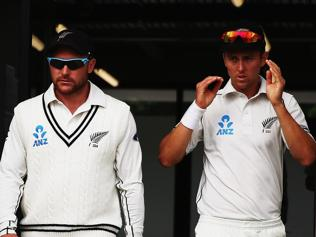 I don't think anyone can captain as well as McCullum did: NZ pacer Boult