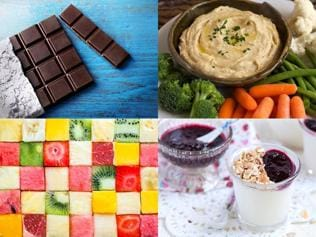 Who's hungry? 10 healthy snacks you can munch on without guilt