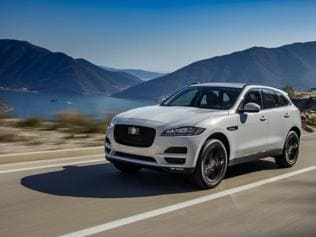 Jaguar's F-Pace SUV marks a shift in strategy: Source more parts from India