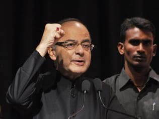 Those fomenting trouble in Kashmir won't be spared: Jaitley