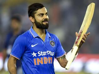 Kohli's masterclass helps India beat New Zealand by 7 wickets in 3rd ODI