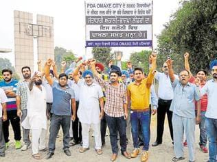 PDA-Omaxe city residents ban SAD-BJP leaders' entry to colony