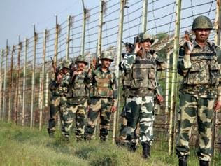 J-K: BSF soldier killed in ceasefire violation by Pakistan in RS Pura