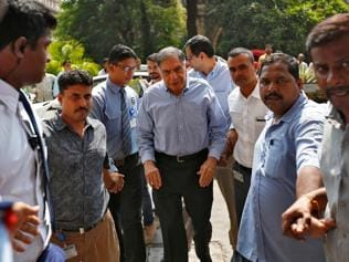 Business as usual, Ratan Tata tells staff as company prepares for legal battle