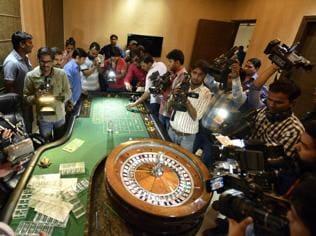 Delhi: Illegal Sainik Farms casino owner bought equipment online, say aides