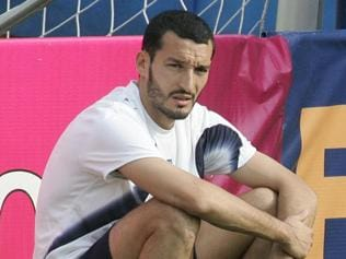 Chicken tikka dreams: When in India, Zambrotta is game for more than football
