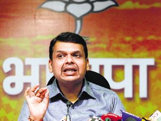 Mumbai is close to Fadnavis' heart but he let it down, badly