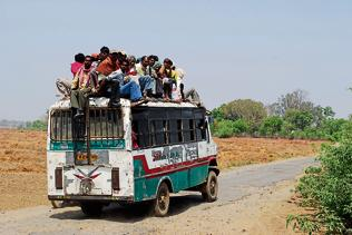 Jharkhand bus operators lukewarm to govt's rural service scheme