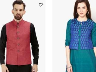 Why are there so many white models on Indian e-shopping sites?