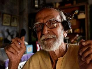 Meet Kolkata's 92-year-old treasure collector