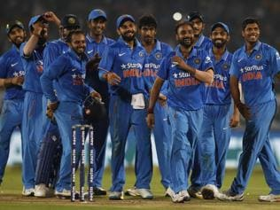 Vizag ODI: Amit Mishra claims 5/18, India thump New Zealand to clinch series