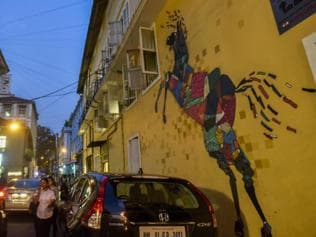 Spend the weekend cantering through the new Kala Ghoda