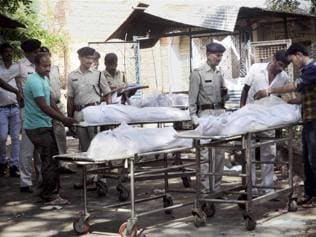 Doubts swirl but state govt rules out NIA probe into SIMI 'encounter'