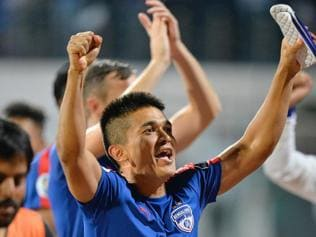 This is the most important match of my career: Chhetri on AFC Cup final