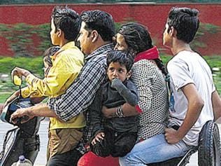 Say Yes to Helmets, Delhi: Capital's riders flout rules, risk lives head on