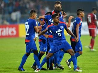 A final worth more than a million dollars for Bengaluru FC and India