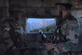 HTSpecial: A look at the tough life of soldiers guarding the border