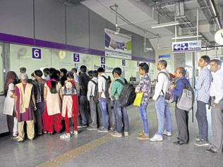 Delhi Metro to monitor edgy commuters, 'unusual behaviour' to curb suicides