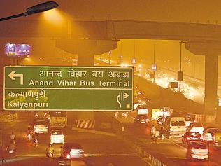 Surviving Delhi's three most polluted neighbourhoods