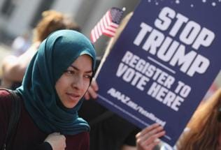 Being Muslim in America in the era of Trump: A community's view before voting