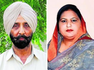 MLA report cards: Maheshinder Singh and Rajwinder Kaur Bhagike