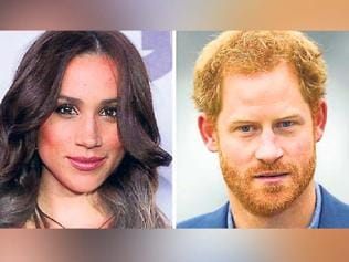 Watch | Prince Harry accuses media of harassing his girlfriend