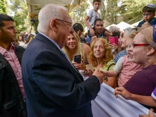 Israel President's India visit to set stage for PMModi's Tel Aviv trip