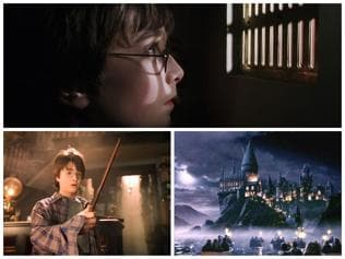 Harry Potter and the Sorcerer's Stone's 15th anniversary: 15 magical pics