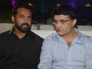 Leander Paes, Sourav Ganguly share close moments, set new targets