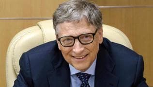 No opinion on demonetisation, but digitisation is a good thing:Bill Gates