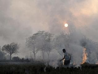 No air to breathe: India beat China in air pollution deaths last year