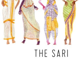 How to revive the sari – a dream, some crowdfunding and 84 easy steps