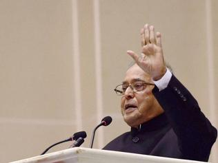 Opposition's duty to oppose, expose and if possible depose: Pranab Mukherjee