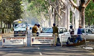 President, BJP chief Amit Shah in city today; 1,500 cops to be deployed