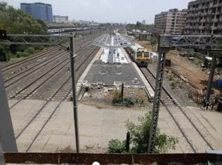 Mumbaiites could board a train from Oshiwara this Sunday