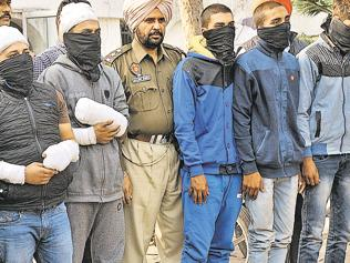 Milk agency robbery: Eight held in Ludhiana after 18 days