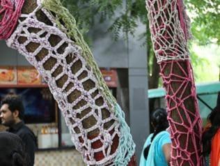 Colourful threads knit vibrant narratives through India