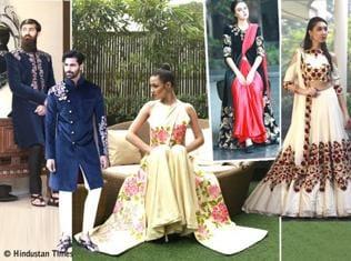 A fairytale beginning: Day 1 showcases Manish Malhotra's stellar collection