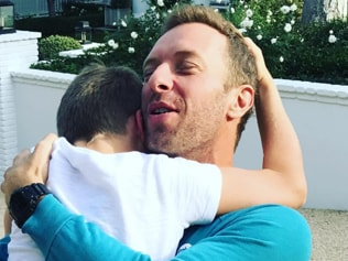 Chris Martin reunites with his son, makes the internet feel warm and fuzzy