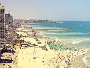 Want to experiment with your travel in 2017? Give Tel Aviv a chance