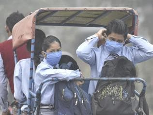 Breathless in Delhi: Why we must clean up the air for our kids