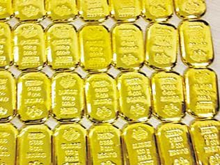 Flier carrying 7kg gold, Rs7.5 lakh arrested at Mumbai airport