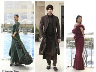 On PFW finale, Shantanu and Nikhil showcase their exquisite collection
