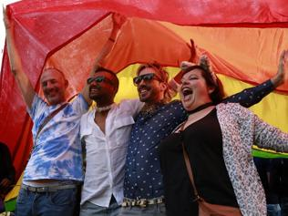 In the spirit of equality: Delhi celebrates love  for the LGBT community
