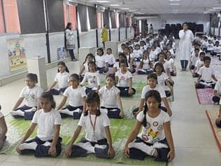 MP to introduce yoga period in schools to curb student suicides