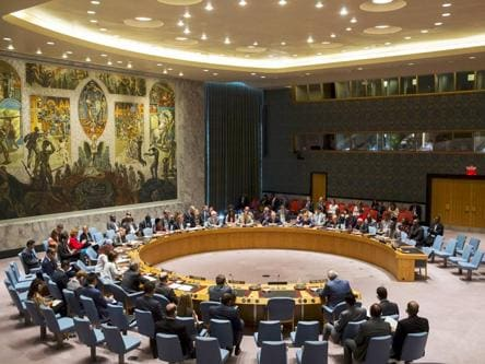 At UNSC meet, the US spotlights origin of Covid-19 in swipe at Beijing