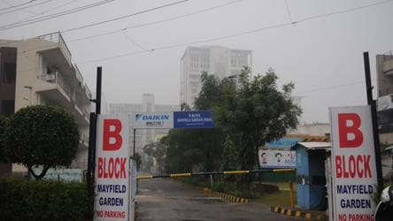 Gurgaon Power Connection For All Of Mayfield S Commercial Units Gurgaon Hindustan Times