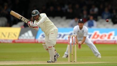 Bangladesh captain Mushfiqur Rahim doesn't think India Test is